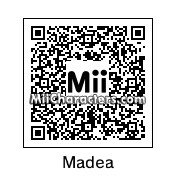 QR Code for Madea by C.H.U.D.