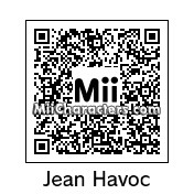 QR Code for Jean Havoc by Mordecai