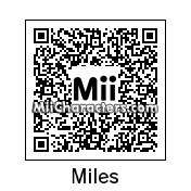 QR Code for Miles by Mordecai