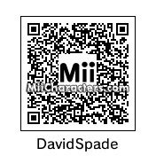 QR Code for David Spade by Josh