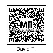 QR Code for David Tennant by IntroBurns