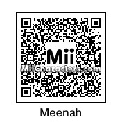 QR Code for Meenah Peixes by littletigress