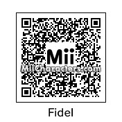 QR Code for Fidel Castro by zell