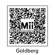 QR Code for Bill Goldberg by Cheezi