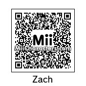 QR Code for Zach Blair by Mordecai