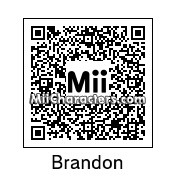 QR Code for Brandon Barnes by Mordecai