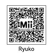 QR Code for Ryuko Matoi by Mordecai