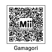 QR Code for Ira Gamagori by Mordecai