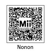 QR Code for Nonon Jakuzure by Mordecai