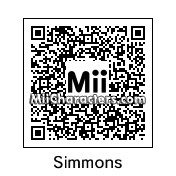 QR Code for Richard Simmons by sss