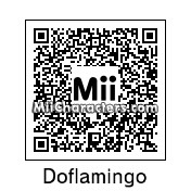 QR Code for Donquixote Doflamingo by Mordecai