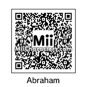 QR Code for Abraham Ford by Alien803