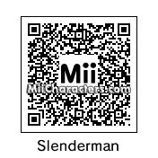 QR Code for Slenderman by Pokemon Fan