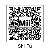 QR Code for Master Shifu by Ness and Sonic