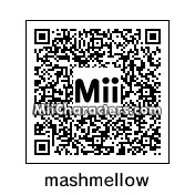 QR Code for Marshmallow by miiwinner