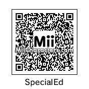 QR Code for Special Ed by Alien803