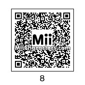 QR Code for Eight by Alien803
