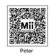 QR Code for Peter Griffin by Rabbott