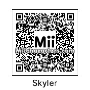 QR Code for Skyler White by Rabbott