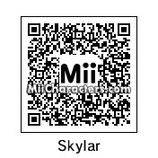 QR Code for Skylar by Harmony