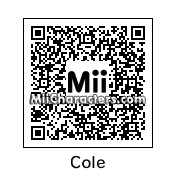 QR Code for Cole by Harmony