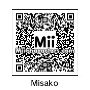 QR Code for Misako by Harmony