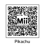 QR Code for Pikachu by Gamer Byng