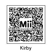 QR Code for Kirby by Gamer Byng
