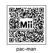 QR Code for Pac-Man by Gamer Byng