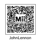 QR Code for John Lennon by Kimmyboii