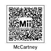 QR Code for Paul McCartney by Kimmyboii