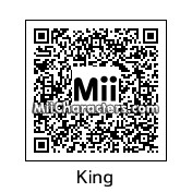 QR Code for King by Duskus Catball