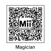 QR Code for Magician by Duskus Catball