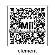 QR Code for ClementJ642 by Markiegee50X