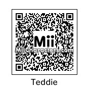 QR Code for Teddie by johnslookalike