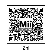 "QR Code for Harry ""Zhi"" Wong by ZM5"