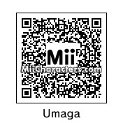 QR Code for Umaga by Nick