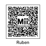 QR Code for Ruben Victoriano by Hekil23