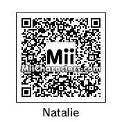 QR Code for Natalie Dormer by DylanGallagher