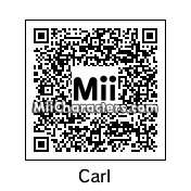 QR Code for Carl Fredricksen by BobbyBobby
