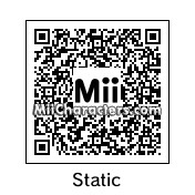 QR Code for Static by Eben Frostey