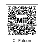 QR Code for Captain Falcon by allav866