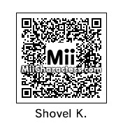 QR Code for Shovel Knight by SpecsDoublade