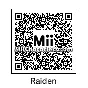 QR Code for Raiden by Gaius
