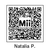QR Code for Natalia Poklonskaya by Reche