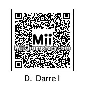 QR Code for Dimebag Darrell by M0HAMUD