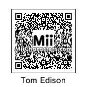 QR Code for Tommy Edison by IntroBurns