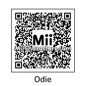 QR Code for Odie by LightMidna
