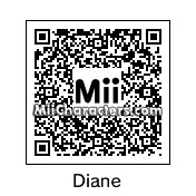 QR Code for Diane by Larsenv