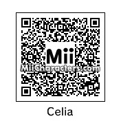 QR Code for Celia by Larsenv